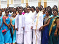 His Excellency Maithiripala Srisena visited Jaffna Hindu and opened the Technological Faculty