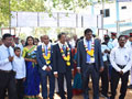 Inter House Athletic Meet held on 16th Feb; Mr.Loga Pradhaban Chief Guest; Champions - Sellathurai